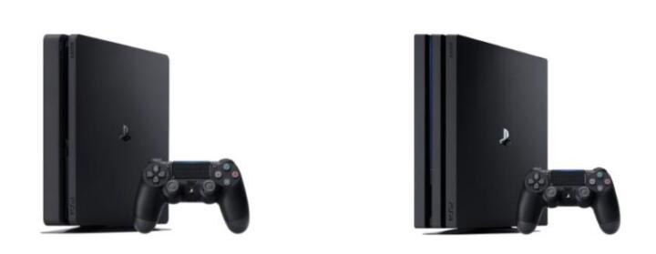 PS4proとPS4