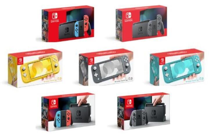 Switchを購入するなら新型・Lite・旧型、どれがおすすめ?