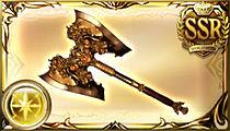 三寅斧の画像