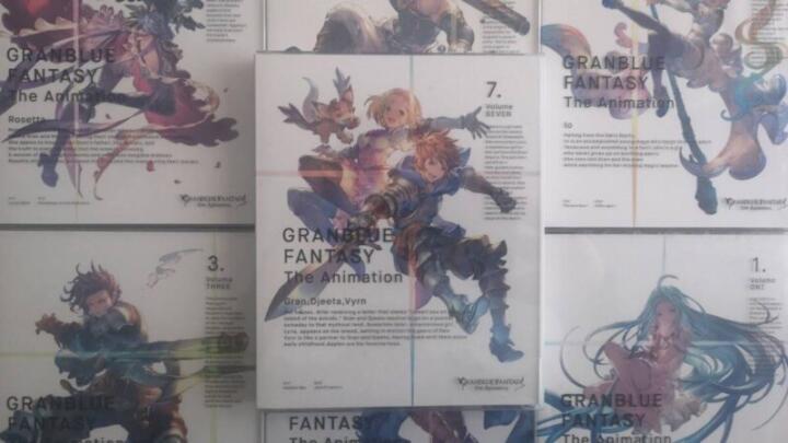 GRANBLUE FANTASY The Animationの画像
