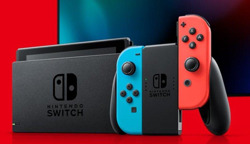 旧型Switchの画像